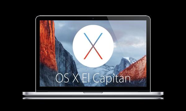 OS X El CapitanUP